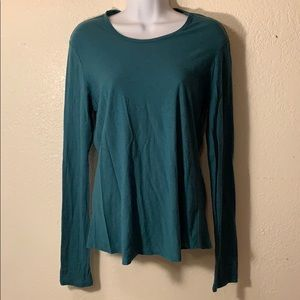 Standard James Perse Estilo Long sleeve top size 3